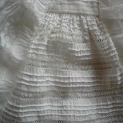 Robe de Baptème