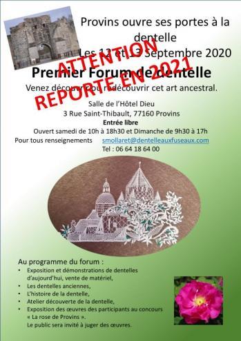 Affiche report 2021
